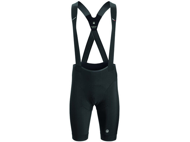 ASSOS Equipe RS S9 Bib Shorts Heren, black series